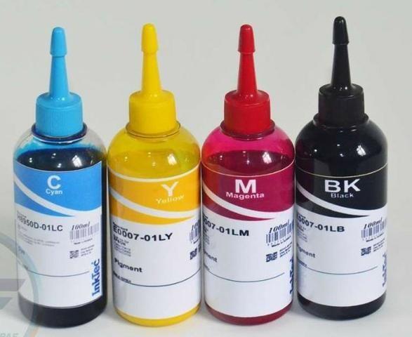 Tinta pigmentada Epson Inktec Serie L