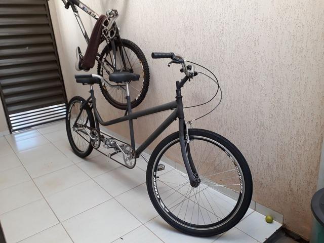 Bicicleta de dois