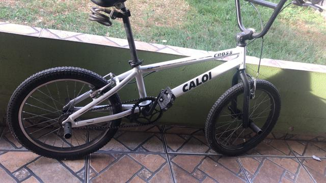 Bike Cross Caloi aluminum
