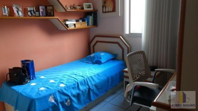 Apartamento para venda em vitória, jardim camburi, 3 dormitórios, 2 banheiros, 1 vaga - Foto 4