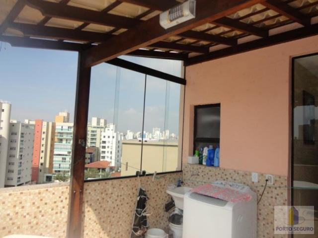 Cobertura para venda em vitória, jardim camburi, 3 dormitórios, 1 suíte, 2 banheiros, 1 va - Foto 11