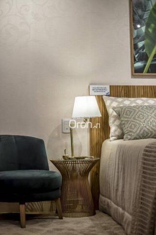 Apartamento com 3 dormitórios à venda, 84 m² por R$ 524.000,00 - Setor Oeste - Goiânia/GO - Foto 6