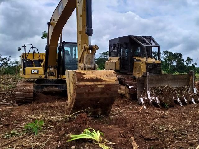 Hora maquina Escavadeira (PC) e Trator de esteira - Foto 2