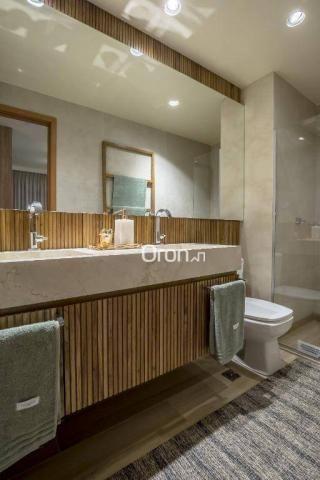 Apartamento com 3 dormitórios à venda, 84 m² por R$ 524.000,00 - Setor Oeste - Goiânia/GO - Foto 17