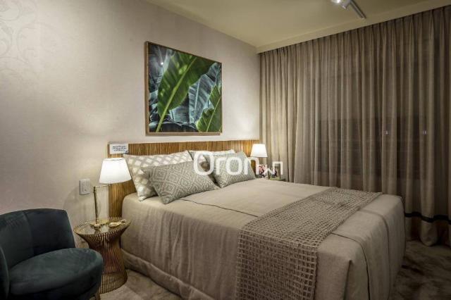 Apartamento com 3 dormitórios à venda, 84 m² por R$ 524.000,00 - Setor Oeste - Goiânia/GO - Foto 12