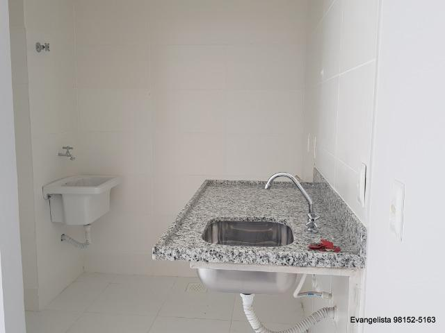 Apartamento de 1 Quarto 1 vaga de garagem - Minha casa minha vida - Taxas Grátis - Foto 2