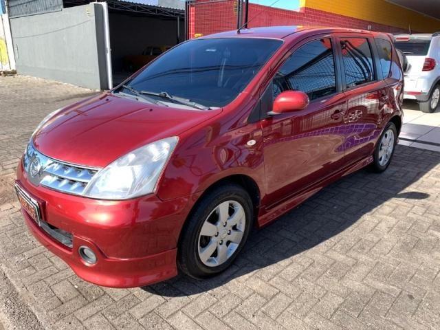 Nissan Livina sl 1.8 4P
