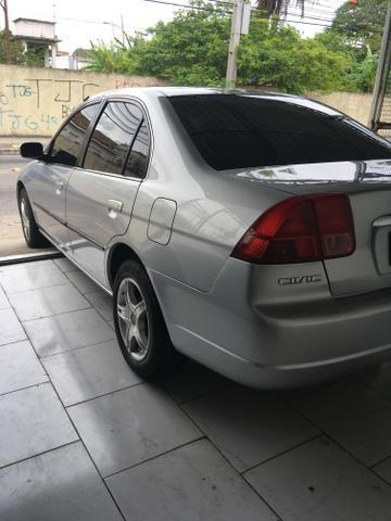 Honda Civic 1.7 LX 2002 - Foto 4