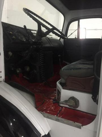 Vendo caminhão MBB 1313 caçamba - Foto 5