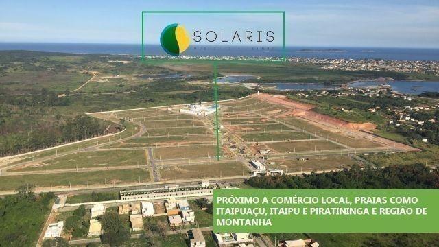 Solaris qualidade de vida lotes de 360 a 700 M² pronto financiamento sem juros - Foto 18