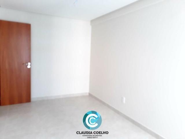 Lindíssimo apartamento, com área de lazer, em Guarapari na praia do morro! - Foto 15