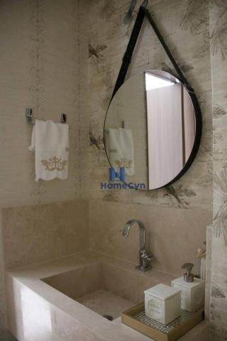 Apartamento Contemple Marista 3 ou 4 suítes - Setor Marista - Goiânia - Foto 14