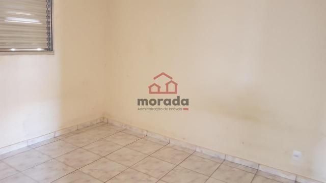 Casa para aluguel, 2 quartos, cidade nova - itauna/mg - Foto 6