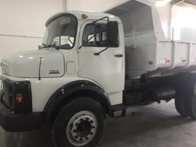 Vendo caminhão MBB 1313 caçamba - Foto 9
