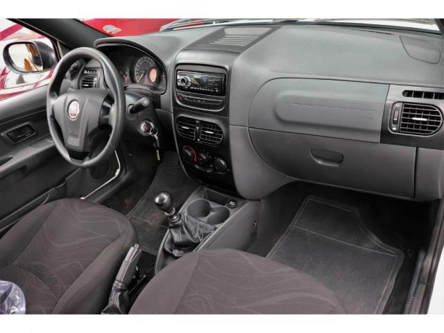 Fiat Strada HARD WORKING 1.4 EVO FLEX - Foto 8