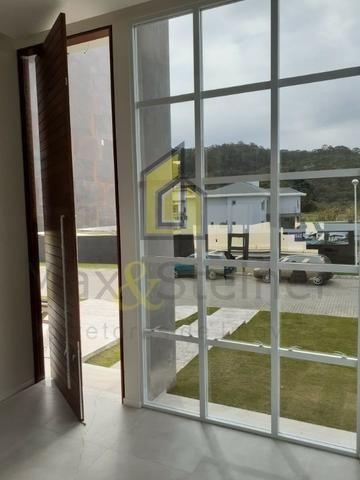 Ingleses/ Escriturada, Linda Casa de Alto Padrão em Condomínio, 03 Suítes! Floripa-SC - Foto 14