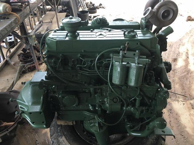 Motor OM 366 Mercedes 1218 1418 1618 1620 base de troca - Foto 6