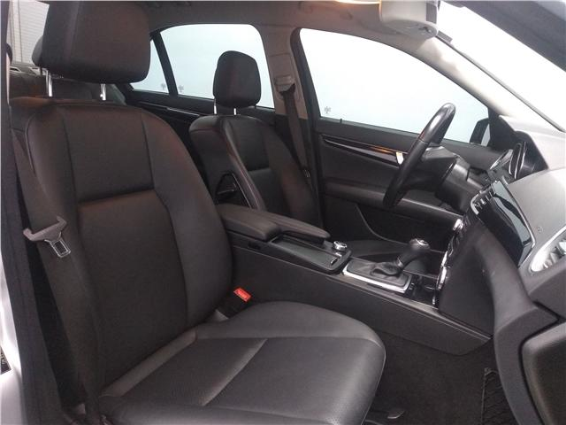 Mercedes-benz C 180 1.6 cgi sport 16v turbo gasolina 4p automático - Foto 10
