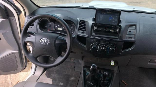 Toyota Hilux CS 2015 - Foto 9