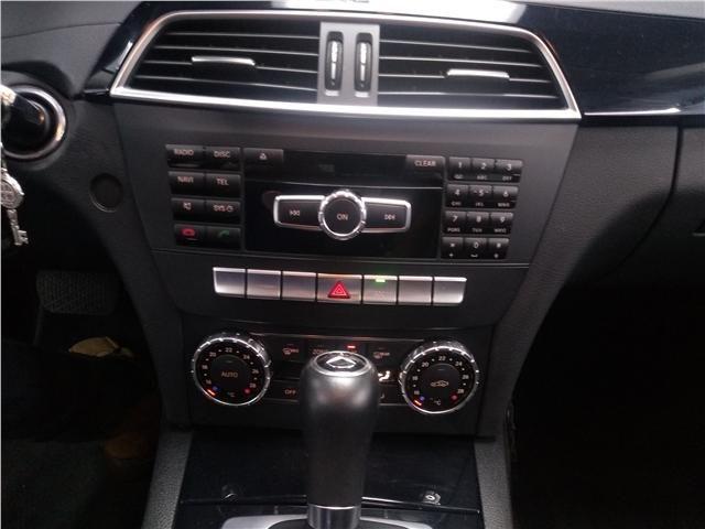 Mercedes-benz C 180 1.6 cgi sport 16v turbo gasolina 4p automático - Foto 15
