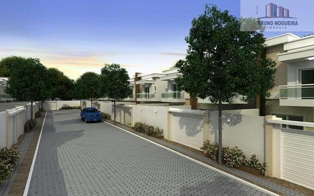 casa duplex em rua privativa no eusebio proxima ao centro - Foto 10
