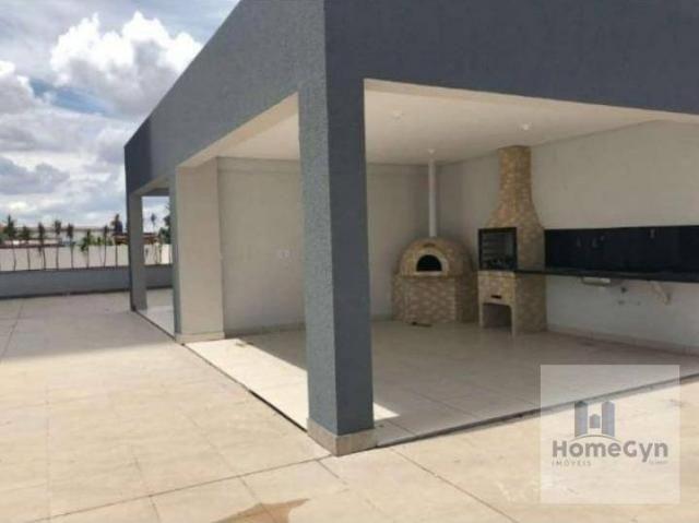 Apartamento 2 quartos no porcelanato parque amazônia/vila rosa goiânia - go - Foto 18