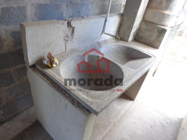 Barracão para aluguel, 2 quartos, varzea da olaria - itauna/mg - Foto 8