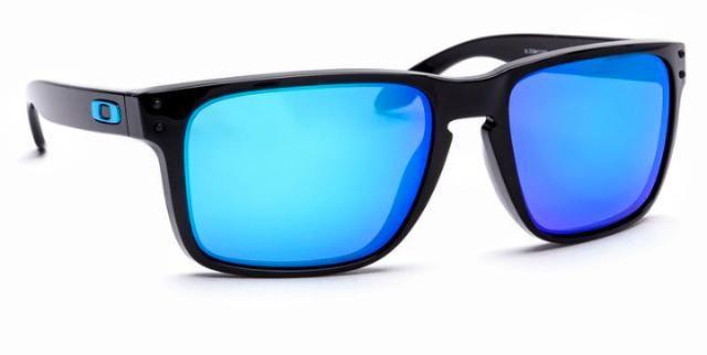 Óculos Oakley Holbrook azul original polarizado - Bijouterias ... 9d8df6d0a0