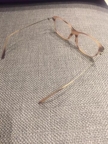 73b6b77b09730 Lindo óculos de grau, marca Giorgio Armani!! Original e com caixa ...