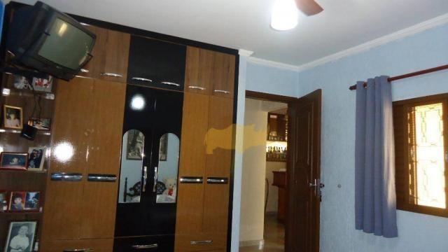 Casa residencial à venda, Vila Indaiá, Rio Claro. - Foto 14