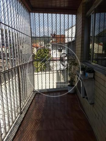 Apartamento à venda com 3 dormitórios em Lins de vasconcelos, Rio de janeiro cod:842600 - Foto 5