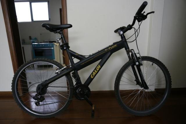 Bicicleta Mountain Bike Caloi T-Type Aro 26 - Ciclismo - Santo André ... 4e96c1e67768e