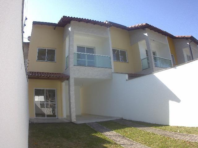 GER - Linda Casa duplex com 3 quartos e quintal nos fundos em Morada de Laranjeiras [6]