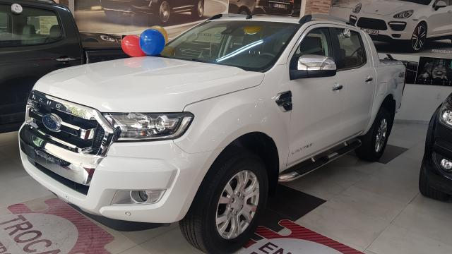 Ford Ranger Limited 3.2 4x4 18/19
