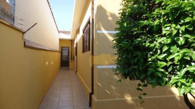 Casa residencial à venda, Vila Indaiá, Rio Claro. - Foto 2