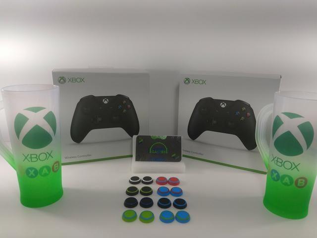 Controle Xbox One S - Original Microsoft- Novo na Caixa+ brindes