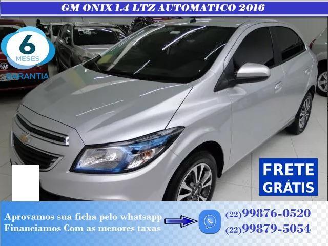 Gm - Chevrolet Onix Ltz 1.4