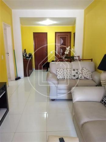 Apartamento à venda com 3 dormitórios em Lins de vasconcelos, Rio de janeiro cod:842600 - Foto 2