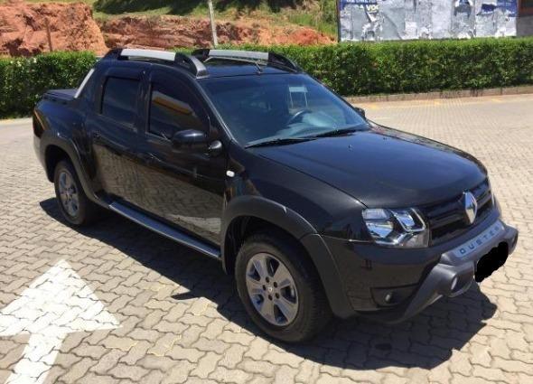 Renault Duster Oroch Dynamique Hi-flex 1.6 -2016