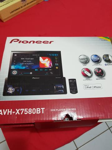 DVD Pioneer AVH X7880bt