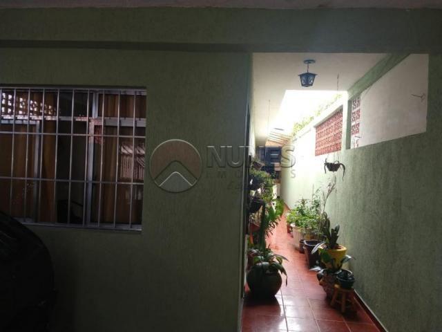 Casa à venda com 3 dormitórios em Jardim padroeira, Osasco cod:364661 - Foto 3