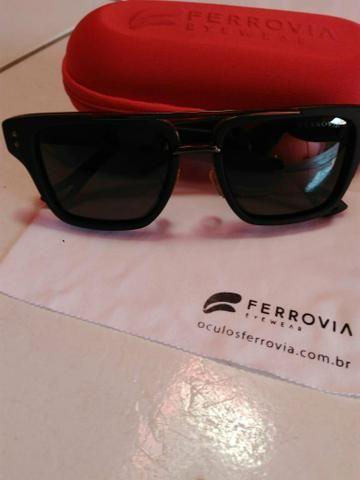 Lindo óculos Ferrovia original novo - Bijouterias, relógios e ... e3ce06a259