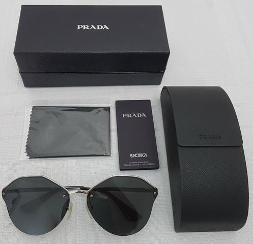 Óculos de sol feminino Prada Original SPR 64T - Bijouterias ... 2be980fbb0