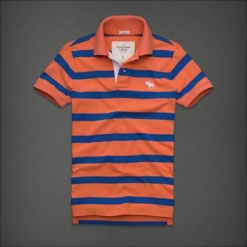 Camisas gola Polo Abercrombie   fitch originais - Roupas e calçados ... d1ec9693c2fcc