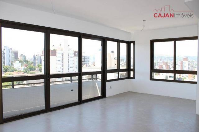 Apartamentos de 2 suítes com 2 vagas de garagem no bairro petrópolis - Foto 2