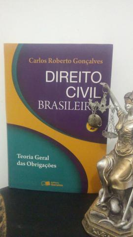 Livro Direito Civil Brasileiro