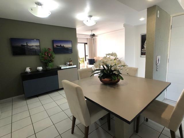 Apartamento 3 quartos, 1 suíte + Dep. em Olinda c/ 96m2 troca por maior - Foto 4