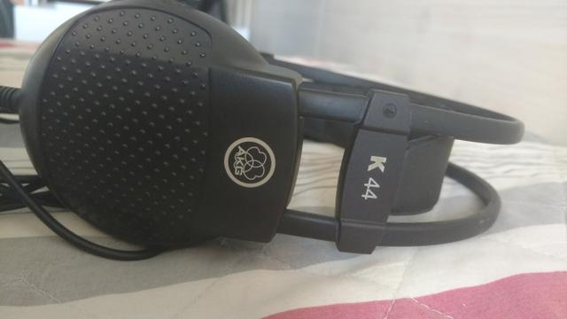 Fone profissional AKG - K44 Original