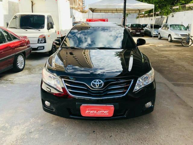 Oferta!!!Toyota Camry V6 2011 blindado N3A Pneus novos!