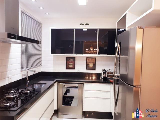 Ap00328 - apartamento com lindo acabamento no cond. parque barueri! - Foto 5